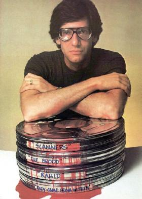 March 13 at The Sentient Bean, the PFS' weekly series of quirky and overlooked movies pays tribute to iconic, edgy director David Cronenberg.