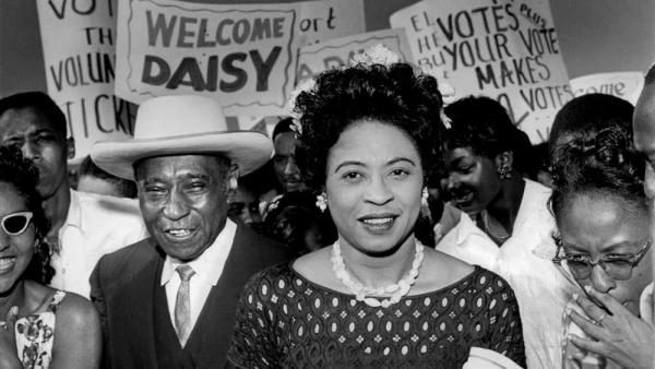 Daisy Bates: First Lady of Little Rock