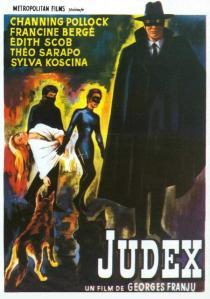 JUDEX poster